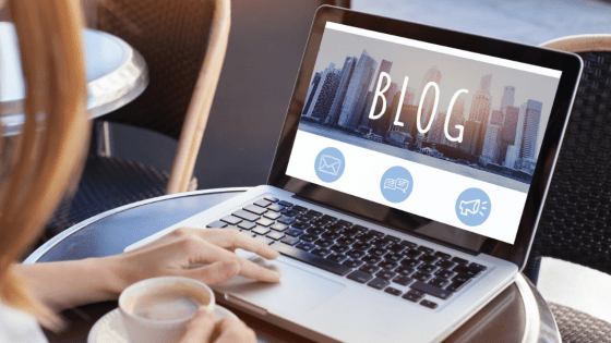 Il marketing di contenuto per l'agente immobiliare una sfida quotidiana tra blog e social media