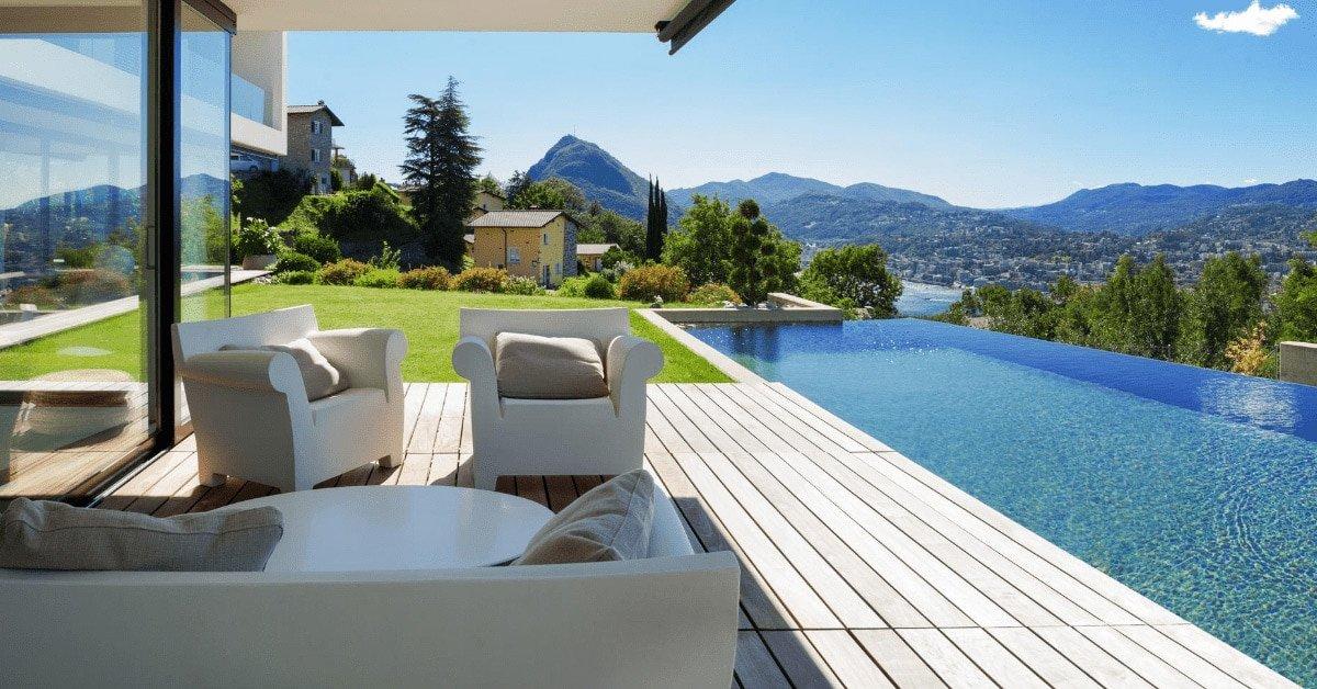 immobiliare del lusso e agenti